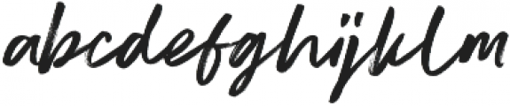 SuperFly Two ttf (400) Font LOWERCASE