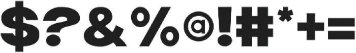 SuperHi otf (400) Font OTHER CHARS