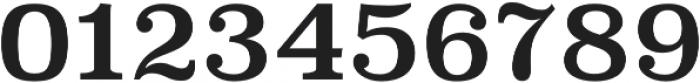Superclarendon Regular otf (400) Font OTHER CHARS