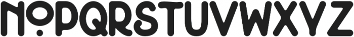 Superior otf (700) Font UPPERCASE