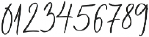 Supertight otf (400) Font OTHER CHARS