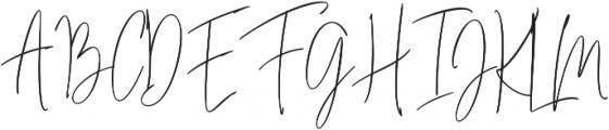 Supertight ttf (400) Font UPPERCASE
