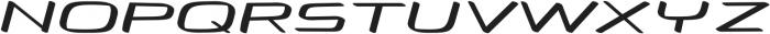 Supible otf (400) Font UPPERCASE