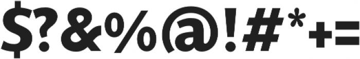 SupraClassic Bold otf (700) Font OTHER CHARS