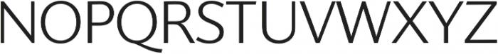 SupraClassic Light otf (300) Font UPPERCASE