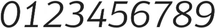 SupraClassic LightItalic otf (300) Font OTHER CHARS