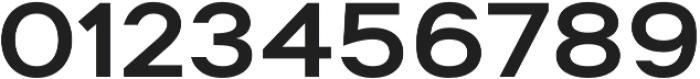 Suprema SemiBold otf (600) Font OTHER CHARS