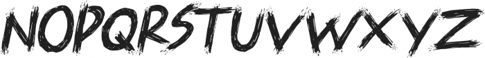 Supremo otf (400) Font UPPERCASE