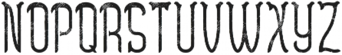 SurfingFont Aged otf (400) Font UPPERCASE