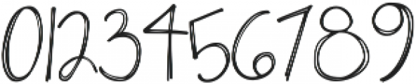 Surrendered Heart ttf (400) Font OTHER CHARS