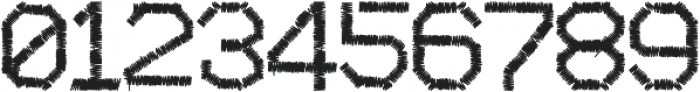 Suture_Slab ttf (400) Font OTHER CHARS