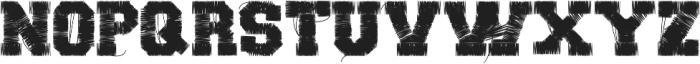 Suture_Slab ttf (400) Font UPPERCASE