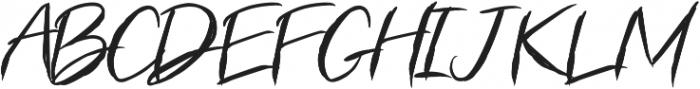 Suzette ttf (400) Font UPPERCASE