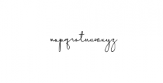 Sugartina Preview Font LOWERCASE