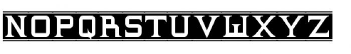 Supermaganda BTN Banner Font UPPERCASE