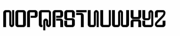 Supervixen Honeyed Out Font UPPERCASE