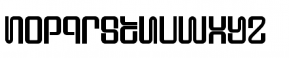 Supervixen Honeyed Out Font LOWERCASE