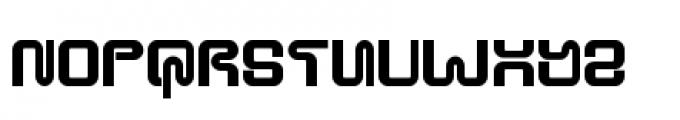 Supervixen Ultra Honeyed Out Font UPPERCASE