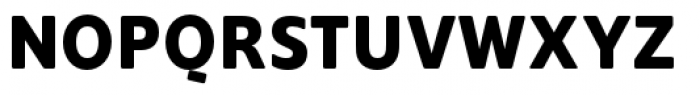 Supra Rounded Bold Font UPPERCASE