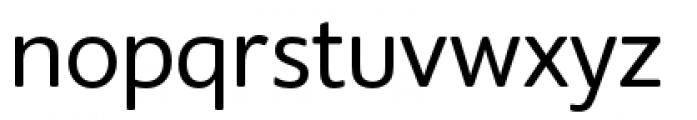 Supra Rounded Normal Font LOWERCASE