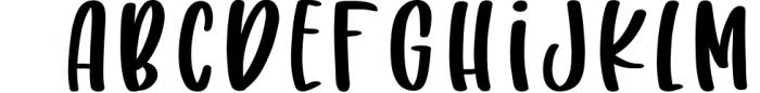 Sugarpill - a handwritten uppercase duo font Font UPPERCASE