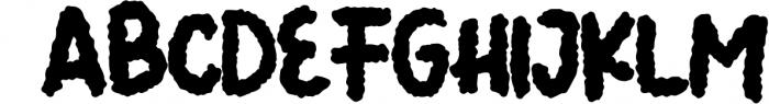 Summer Llama Typeface - Extra Drawing Llama Font LOWERCASE