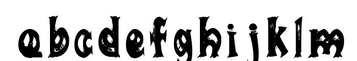 SUMANANKI Font LOWERCASE