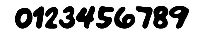 SUPERBADFONT Font OTHER CHARS
