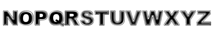 SUPERMARKET Font UPPERCASE