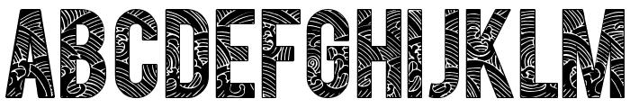 SuastOrnad tfb Font UPPERCASE
