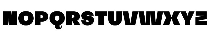 Subjectivity-Super Font UPPERCASE