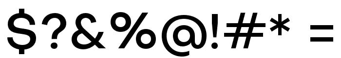SubjectivitySerif-Medium Font OTHER CHARS