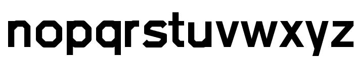 Sublimation Medium Font LOWERCASE