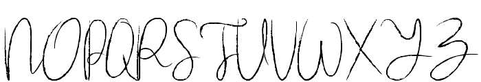Subsky Font UPPERCASE