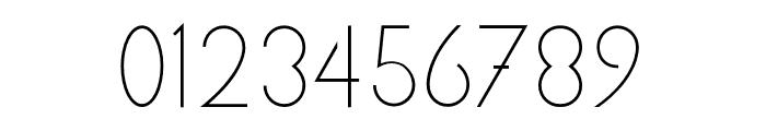 SubtleSansLight-Regular Font OTHER CHARS