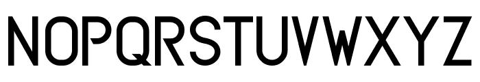 SubtleSansRegular-Regular Font LOWERCASE