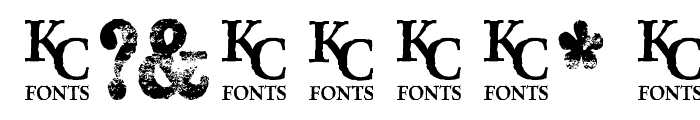 Subway Novella Font OTHER CHARS