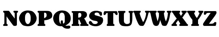 Subway Regular Font UPPERCASE