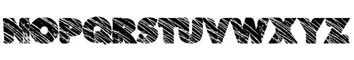 SuchFrosting Font UPPERCASE