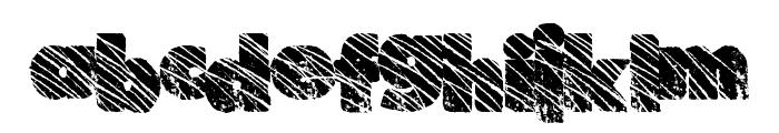 SuchFrosting Font LOWERCASE