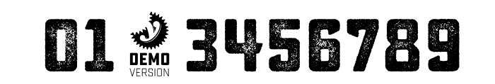Sucrose Bold Two DEMO Font OTHER CHARS