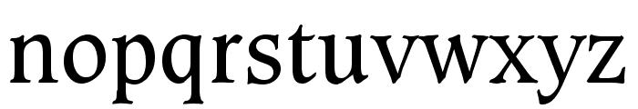 Sudbury Book Font LOWERCASE