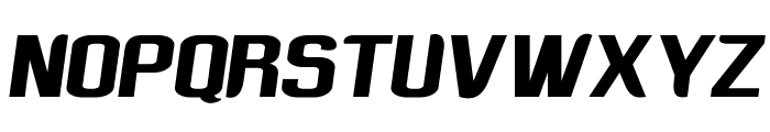 Sufrimeda Font UPPERCASE