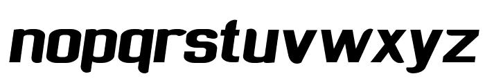 Sufrimeda Font LOWERCASE