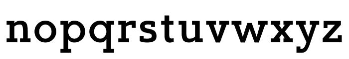 Sugarcubes Bold Font LOWERCASE