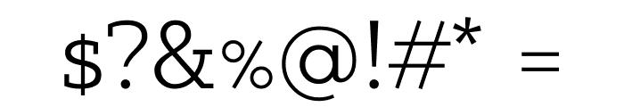 Sugarcubes Regular Font OTHER CHARS