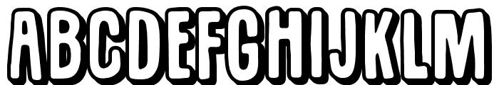 SugarpunchDEMO Font LOWERCASE