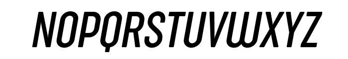 Sugo Pro Classic Trial Light Italic Font UPPERCASE