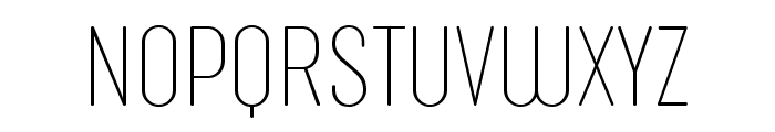 Sugo Pro Classic Trial Thin Font UPPERCASE