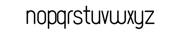 Sugo UltraLight Font LOWERCASE